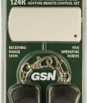 Радиоприемники и брелоки ACS от GSN